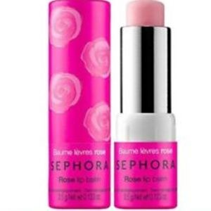 5/$30 SEPHORA NOURISHING & SHINING ROSE LIP BALM